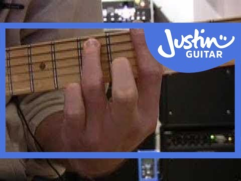 0 Ten Basic Jazz Guitar Chords (Guitar Lesson JA 001)