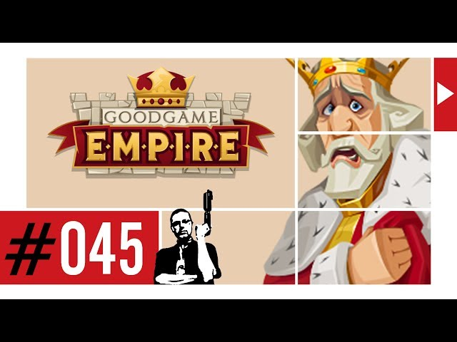 Let's Play - Goodgame Empire #045 - Der Rubin-Regen