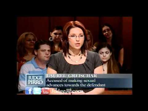 Drunk, Groping Gamer Girl? on Judge Pirro thumbnail