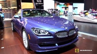 2015 BMW B6 Alipna xDrive Grand Coupe / БМВ Б6 Алпина х драйв гранд купэ