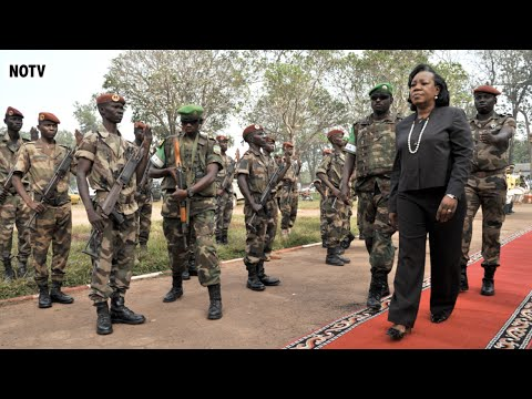 No Chruch in the Wild: Catherine Samba Panza