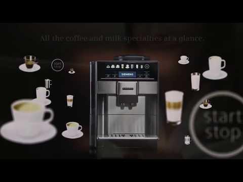 Ekspres do kawy SIEMENS EQ6