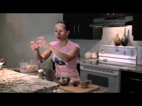 Raw Vegan Superfood Brownies- Part 1 of 2