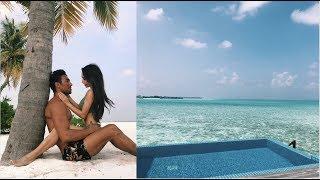 MALDIVES TRAVEL VLOG 🏝 COCO LILI