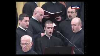 Religious Special Mount Lebanon Orthodox Choir Recital
