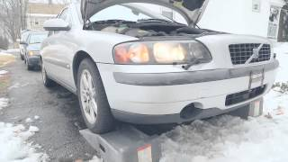 2001 Volvo S60 transmission repair