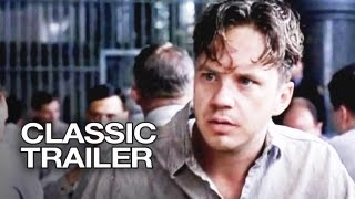 The Shawshank Redemption (1994) Official Trailer #1 - Morgan Freeman Movie HD