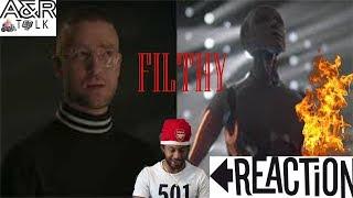 Download Lagu Justin Timberlake-  Filthy Reaction Gratis STAFABAND