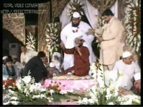 Kuch Nahi Mangta Shahon Se Ye Sheda Tera(by Rafiq Chishti Naat video