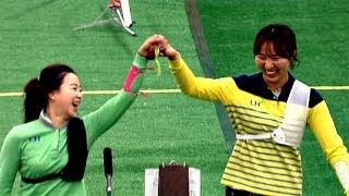 Recurve Women Gold Las Vegas Indoor World Cup 2014