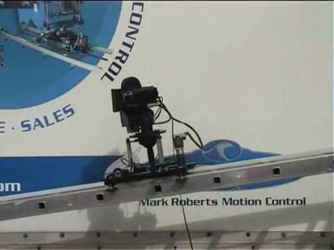 Mark Roberts Motion Control Ladder Dolly