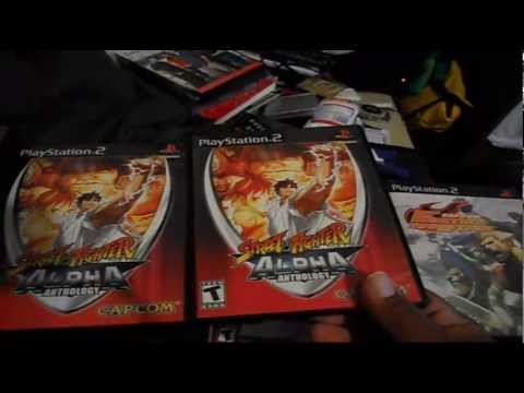 Juegos de Peleas de PS2 (PS2 figthing Video games)