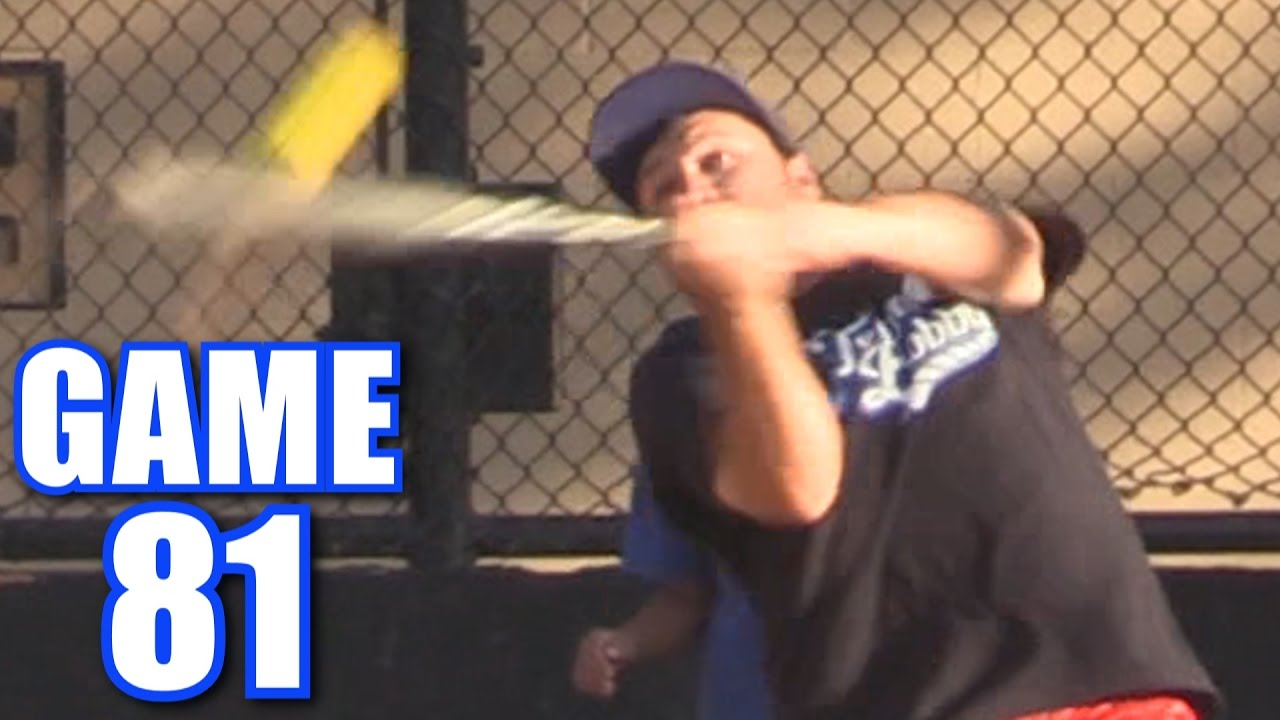 FOUR HOME RUNS IN ONE GAME! | On-Season Softball Series | Game 81