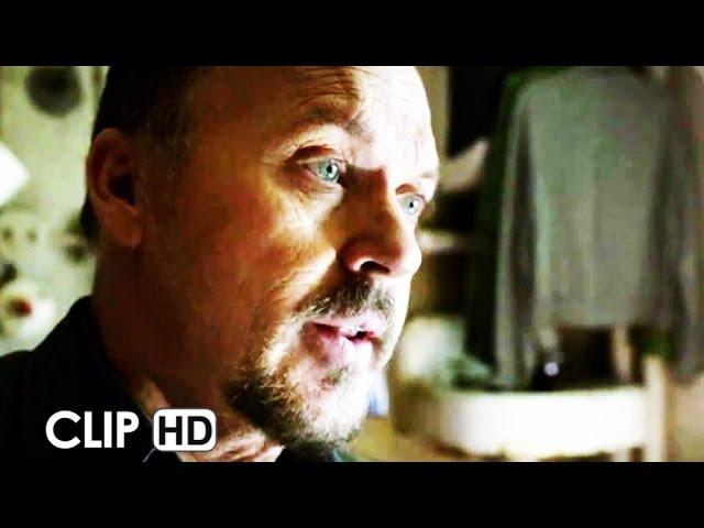 BIRDMAN Movie Clip - Coffee (2014) - Michael Keaton, Edward Norton HD