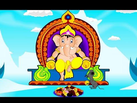 Marathi Balgeet : Gammat Jammat Aamchi Aika Jai Deva - Kids video