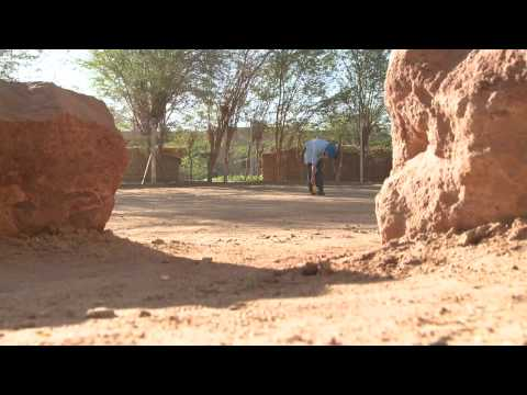 Uranium radiation threatens people of Niger