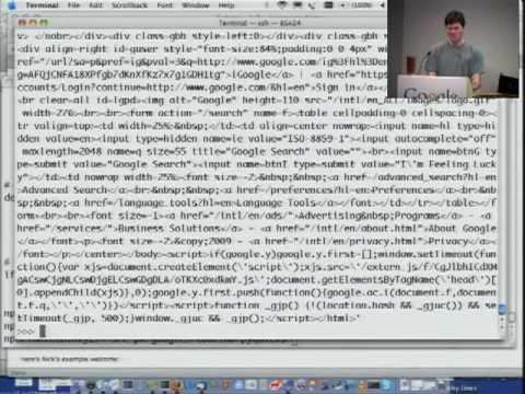 Google Python Class Day 2 Part 3