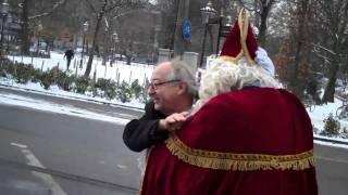 Youp van het Hek - ontmoet Sinterklaas