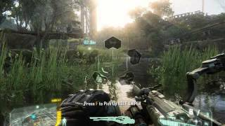 Crysis 3 hunts frogs