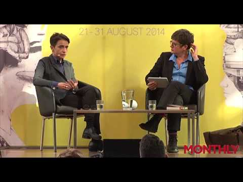 Masha Gessen: The true history of Pussy Riot (Melbourne Writers