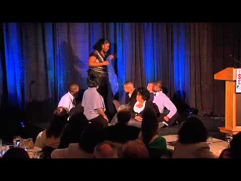 Stand & Deliver Night of Eloquence (2012) - Barringer High School