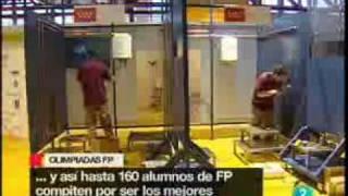 Las Olimpiadas De Formación Profesional En Madrid
