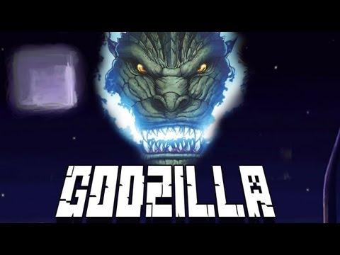 GODZILLA - MINECRAFT MOD