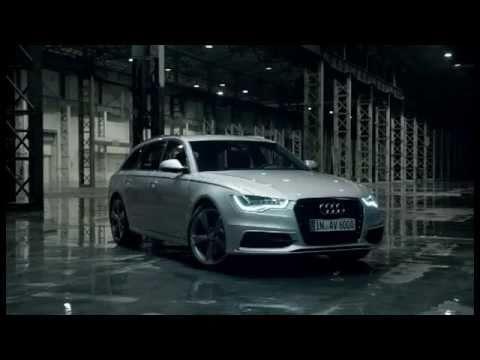new Audi A6 Avant commercial 2012 - Audi A6 Avant Werbung
