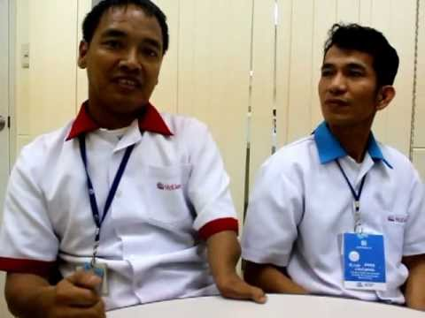 PWD Interview at SM Rosales Pangasinan