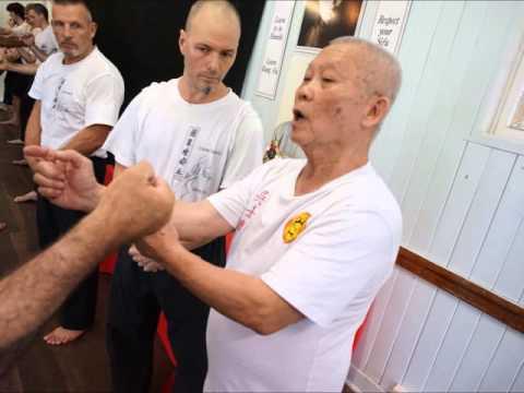Chow Gar Tong Long Australia Grand Master Ng Si Kay