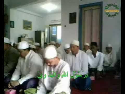 Al Muhibbin Al Banjary - Tulungagung بِرَسُوْلِ اللهِ وَالْبَدَ وِىْ...