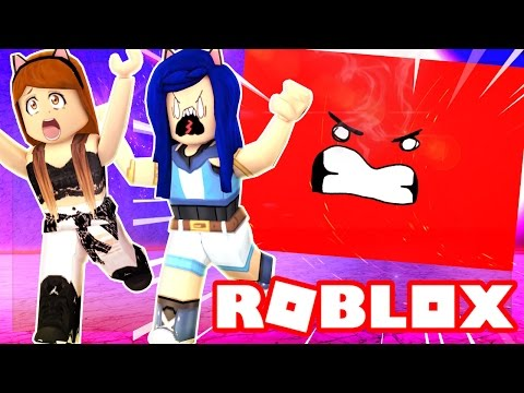 CRUSHED BY A CRAZY SPEEDING WALL IN ROBLOX! thumbnail