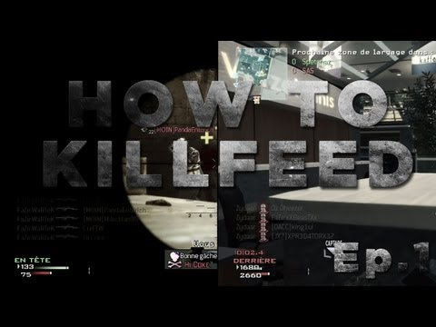 How to Killfeed Ep.1 MW3 avec Zydar | Hardhat