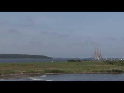Skoleskibet Danmark - Nakskov Havn
