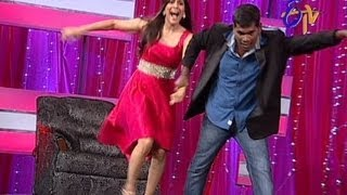 Jabardasth - Chammak Chandra Performance on 25th July 2013