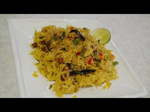 Savory Vermicelli &#8211; Thin Noodles &#8211; Sevai Upma