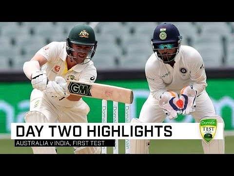 India bowlers fightback has Test poised | First Domain Test thumbnail