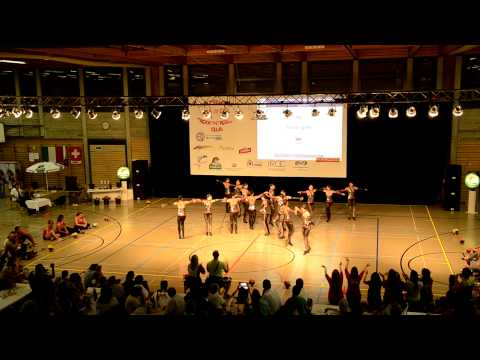 Falcon Girls - Europameisterschaft 2011