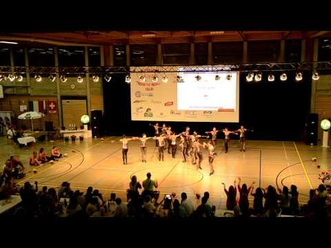 Falcon Girls - Europameisterschaft 2011