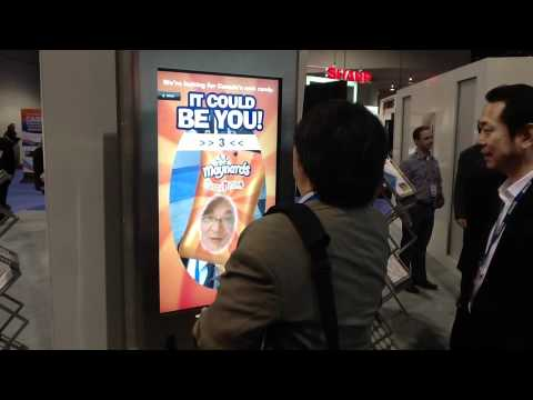 Interactive Advertising new technology