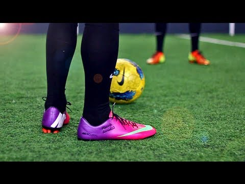 Ultimate Nike Mercurial Vapor IX 9 Test   Free Kick Review   freekickerz