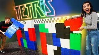 *GIANT* Tetris Build Off Challenge!