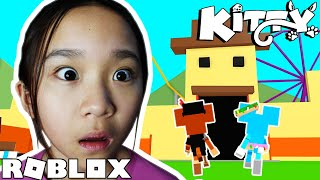 Heading to Mr. P's Carnival in KITTY! / Roblox