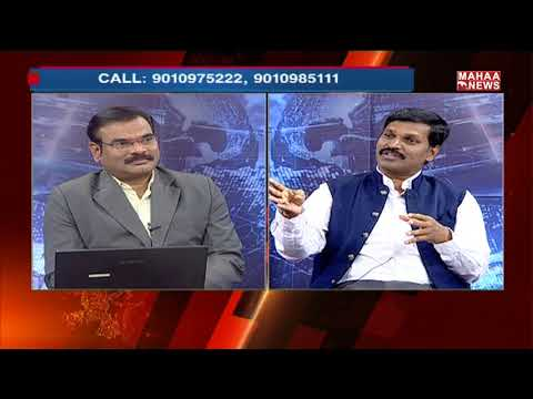 Education and Health Plays Key Role In Every Individual's Life | Srinivasa Rao |#NRI Show |MahaaNews