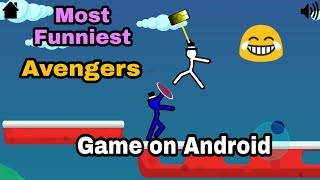 Avengers most Funniest game (HINDI) on Android/ios