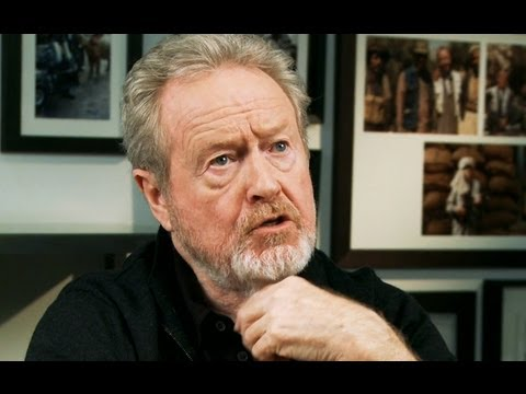 Ridley Scott talks Prometheus with Geoff Boucher - Hero Complex: The Show