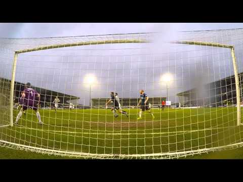 Steven Thompson Goal  * St Mirren v Hamilton Academical *  28/02/2015