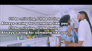 "Flavour Someone Like You ""LYRICS VIDEO"""