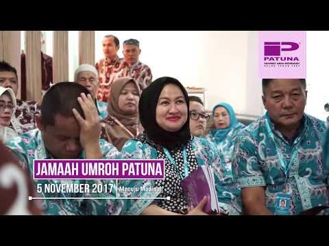 Video paket umroh ramadhan patuna