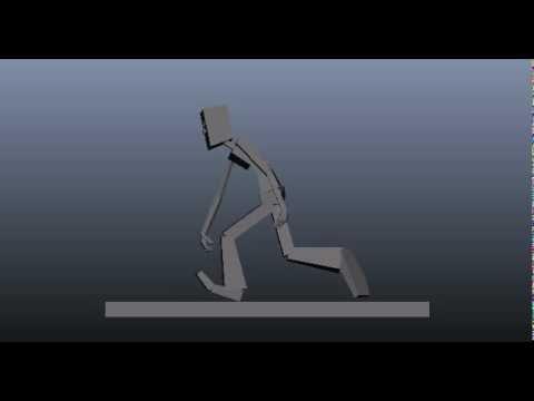 Cycle de marche d'un humain thumbnail